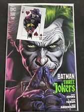 Batman Three Jokers Book 2 Cover A