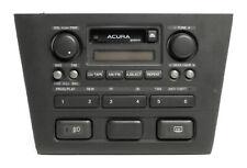 New listing 1996 - 1998 Acura Rl Original Oem Am Fm Radio Cassette Player 39101-Sz3-A000-M1