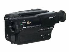 Sony Handycam CCD-TR380E Video8 Camcorder - 8mm Video Camera Recorder