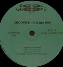 Groove And The Gang - Tonight It's Party Time - Feat. Richie Weeks - Kool Groove