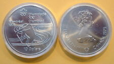 CANADA 1976 OLYMPIC $10 SILVER COIN *No 17**