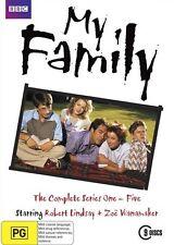 My Family The complete Season Series 1, 2, 3, 4 & 5 DVD Box Set 9-Disc Set R4