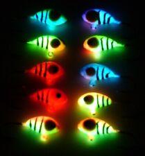 Wonder Jigs 24 pc. Neon Crappie Ice Fishing Kit.