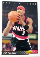 CARTE  NBA BASKET BALL 1993  PLAYER CARDS CLIFF ROBINSON (232)