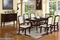 Stanley Empire Furniture Dining Room Set Table Chairs