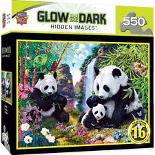 Hidden Images Glow In The Dark - Shangri La 550pc Puzzle