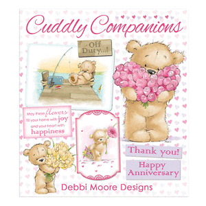 Debbi Moore Designs Cuddly Companions CD Rom (324897)