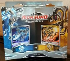 Topps Monsuno Trading Card Game Core-Tech Vs Storm - 1or2 Player Game -BRAND NEW