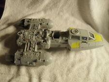 VINTAGE Star Wars Y-Wing Fighter Vehicle 1983 VERY RARE