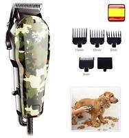 Esquiladora maquina cortapelos para perros gatos  mascotas caballos corta pelos