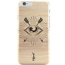 YAL Coque You Art Lucky série Hype Wood motif Eyearrow pour iPhone 6s