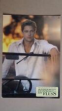 Q195/8 - PORTRAIT Brad Pitt - AUS DER MITTE ENTSPRINGT EIN FLUSS