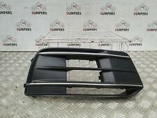 AUDI Q5 2017 -2018 GENUINE O/S DRIVERS FRONT BUMPERS FOG GRILL P/N: 80A807680D/E