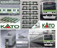 KATO 10-262 SET 6 CAR ADDENDUM for REGIONAL TRAIN 10-261 Sr.E231-500 JR SCALA-N