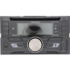 Kenwood Car Radio Double DIN with iPhone Samsung Bluetooth CD AM/FM USB Used