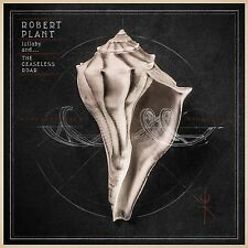 ROBERT PLANT - LULLABY AND... THE CEASELESS ROAR (CD) New & Sealed
