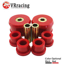 Front Control Arm Bushing Kit FOR VW Beetle 98-06 / Golf 85-06 / Jetta 85-06 red