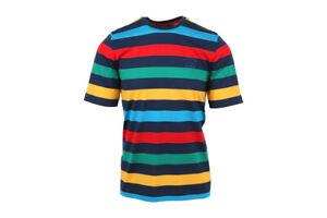 Paul & Shark YACHTING Herren Kurzarm T-Shirt Rundhals Shirt Größe M COMPETITION