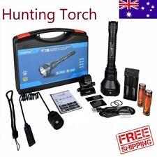 T70 Tactical LED Flashlight Cree XHP35 HI 2300LM 18650 Hunting Torch