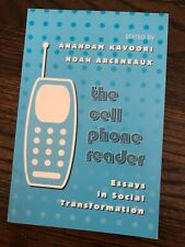 New listing Digital Formations: The Cell Phone Reader : Essays in Social Transformation.