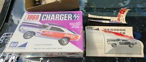MPC 1969 Dick Landy Super Stock Dodge Charger Model Car Kit