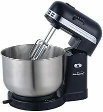 Brentwood Appliances BTWSM1162BK 5-Speed Stand Mixer with 3-Quart Stainless S...