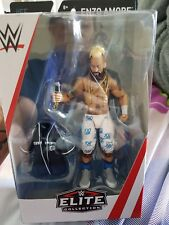 WWE WWF MATTEL ELITE COLLECTION 55 ENZO AMORE ACTION FIGURE NEW & BOXED!!!