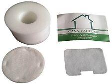 Foam & Felt Filter Set Fits Shark UV402, UV410, NV36, NV42, NV44, NV46  # XFF36