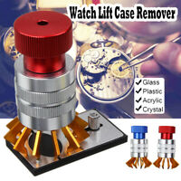 Watch Plastic Acrylic Glass Crystal Lift Front Case Remover Replace Repair Tool
