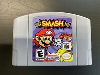 Super Smash Bros 64 - Nintendo 64 N64 BRAND NEW Free USPS First Class Shipping