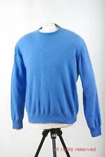 P243/30 Zara Men's Blue Wool Jumper, size L Short