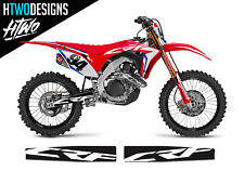 CRF250 SWINGARM GRAPHICS MX SWING ARM STICKERS CRF450 R / GRAPHIC CRF 250 450