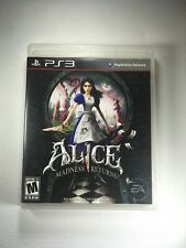 Alice: Madness Returns (Sony PlayStation 3, 2011)