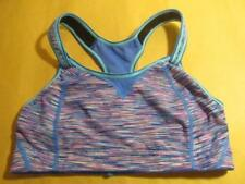 Moving Comfort 350037 Rebound Racer Wire Free Sports Bra Women's Sz 34C GC
