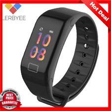 Blood Pressure/Oxygen Heart Rate Monitor Smart Watch Bracelet Fitness Tracker
