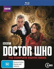 Doctor Who : Series 8 (Blu-ray, 2014, 5-Disc Set)