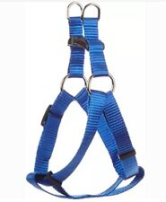 "Pet Inc Step In Dog Harness (Medium) 5/8"" x 14""-20""  Blue NEW in Package"