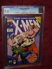 Uncanny X-Men #278 CGC 9.8
