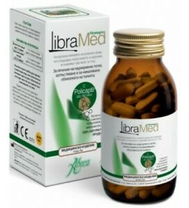 LibraMed in overweight and obese x 138 tablets - Aboca