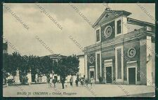 Pisa Casciana Terme cartolina QQ3199