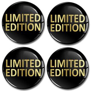 55mm Coprimozzo Adesivi Copricerchi Tappi Ruote Cerchi Logo In Edizione Limitata