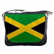 New listing Jamaica Flag Jamaican Pride Unisex Men Women Sling Messenger Bag