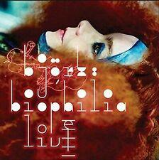 Bjork-Biophilia Live 2014 (UK IMPORT) CD NEW