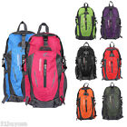 40L Travel Rucksack Outdoor Sports Backpack Hiking Camping Nylon Bag Waterproof