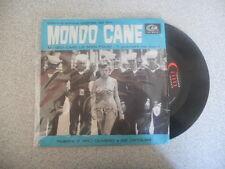 """Vinile 45 Giri - Colonna sonora originale dal film """"Mondo Cane"""" - Nino Oliviero"""