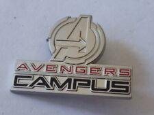 Disney Trading Pins Avengers Campus Logo
