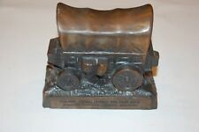 BRONZED COVERED WAGON BANK REDLANDS FEDERAL SAVINGS AND LOAN ASS`N