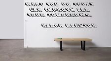 Vinyl Wall Decal Sticker Room Decor Custom Quotes Motivational Marston F1506