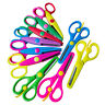 EE_ DIY SCRAPBOOKING CRAFT KIDS CHILDRENS SCHOOL SAFETY PAPER CARD SCISSORS STRI