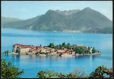AD4639 Stresa (VB) - Isola Bella - Palazzo e giardini Borromeo - Cartolina